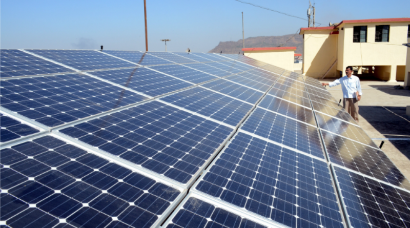 Vikram Solar Gets 'Best Contribution in Solar Energy' Award at CBIP