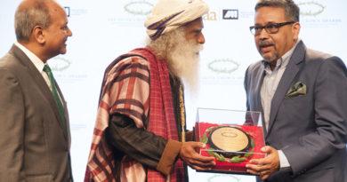 Sustainability efforts being celebrated