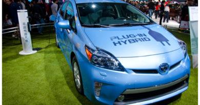 Plug in Hybrid Car