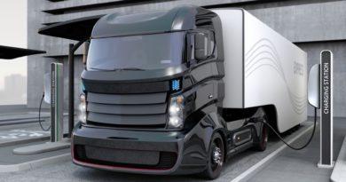 Hybrid Truck