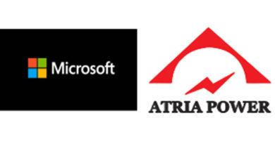 Atria Power and Microsoft
