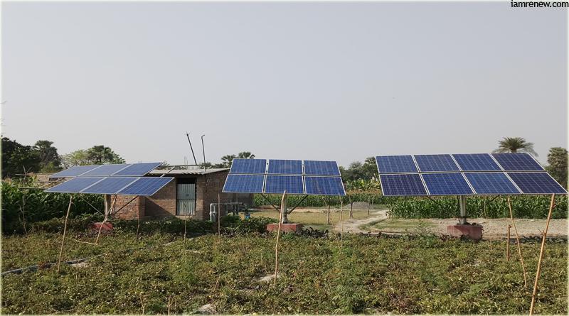Samastipur solar power boost