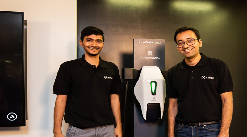 Bengaluru's Ather Energy makes its move with EV charging network