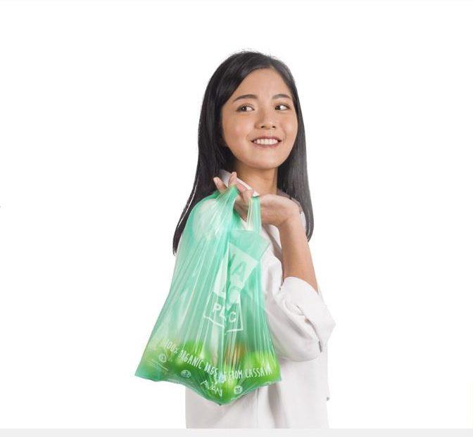 Bio Cassava Bag, Avani Eco - Renewable Energy and Environmental