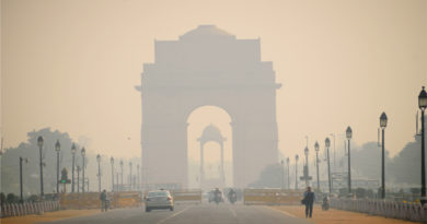 India's Pollution challenge needs to be the Prime Ministers  project
