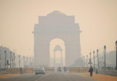 Pollution of Delhi