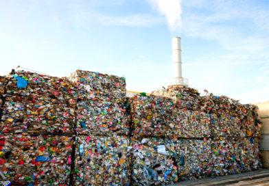 Energy being made out of waste