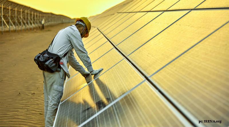 Global Jobs in Renewable over 10 Million