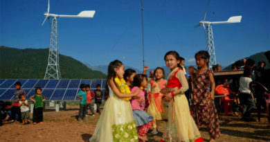 Solar Panels in Nepal