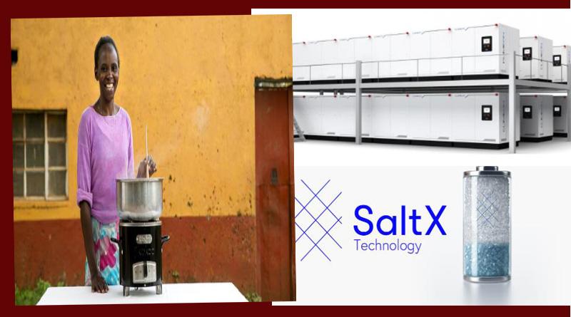 SaltX Technology