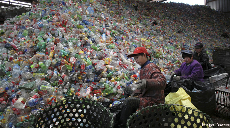 The War on Plastic: These soldiers are making a difference