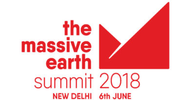 The Massive Earth Summit 2018 Logo