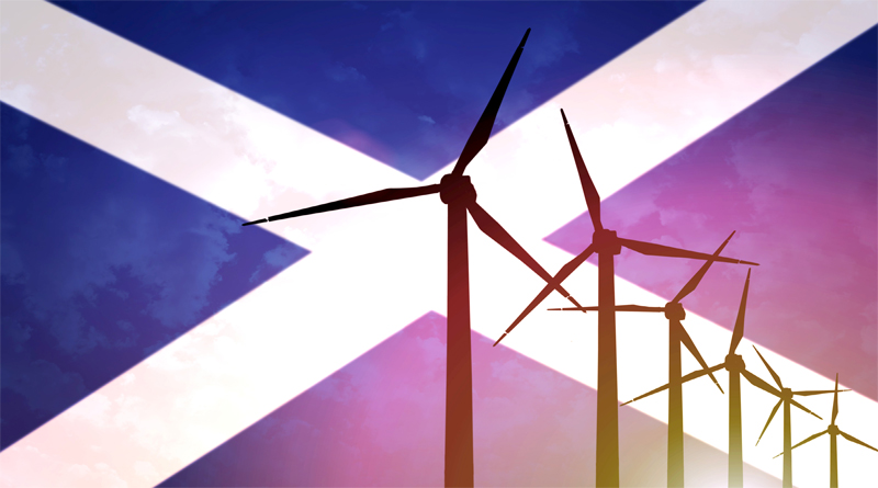 Wind Energy in Scotland