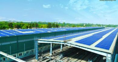 Ludhiana Train Stations with Solar Power