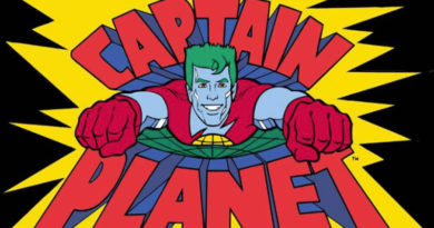 On Fathers Day, a reminder that dads can be the ultimate captain Planet