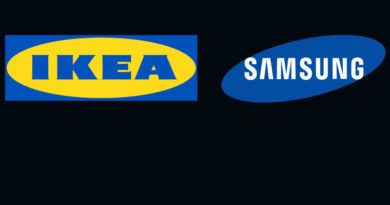 IKEA and Samsung