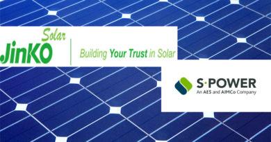 Jinko Solar with SPower