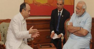 Modi with Masa