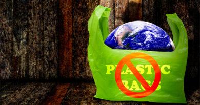 Ban Plastic Bags