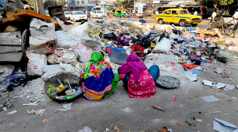 West Bengal Pollution and Landfill