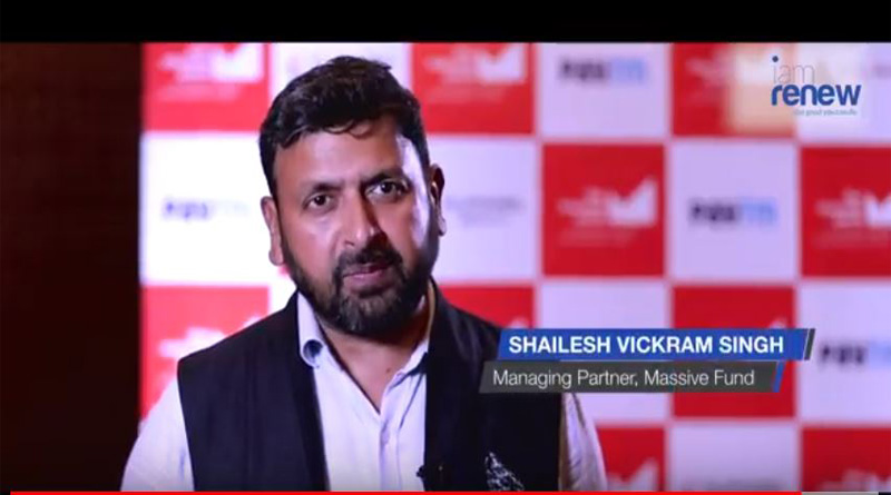 """It's time to solve bigger problems"", Shailesh Singh, Massive Fund"