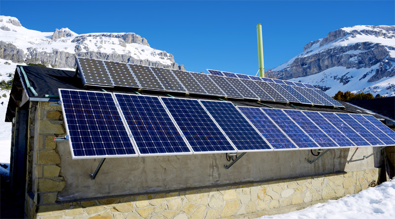 Solar Panels in Rural Areas