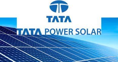 Tata Power Solar Logo