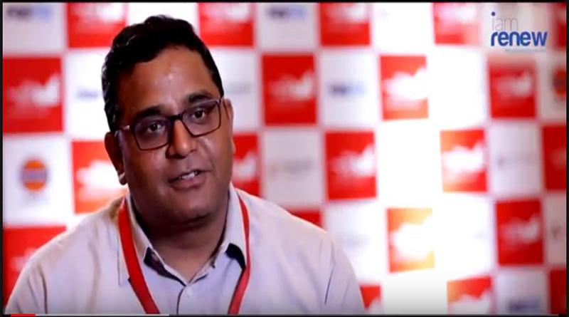 Paytm Founder Vijay Shekhar Sharma invites startups to think big,with the Massive fund