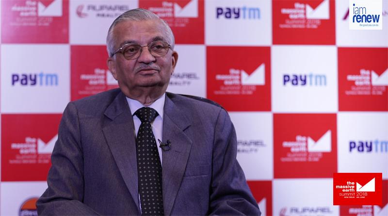 """A Solar and Nuclear combination"" is Anil Kakodkar's prescription for India"