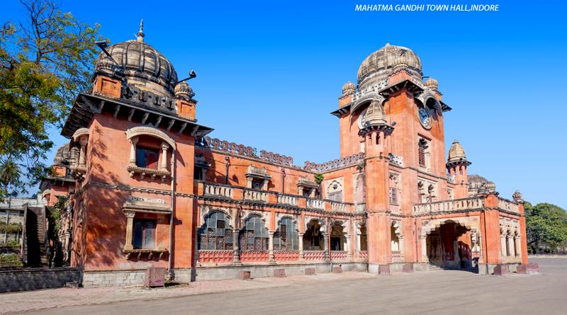 Mahatma Gandhi Town Hall, Indore