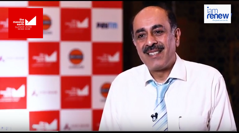 An interview with Robinder Sachdev, of the Imagindia Institute