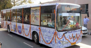 Electric Bus in Delhi
