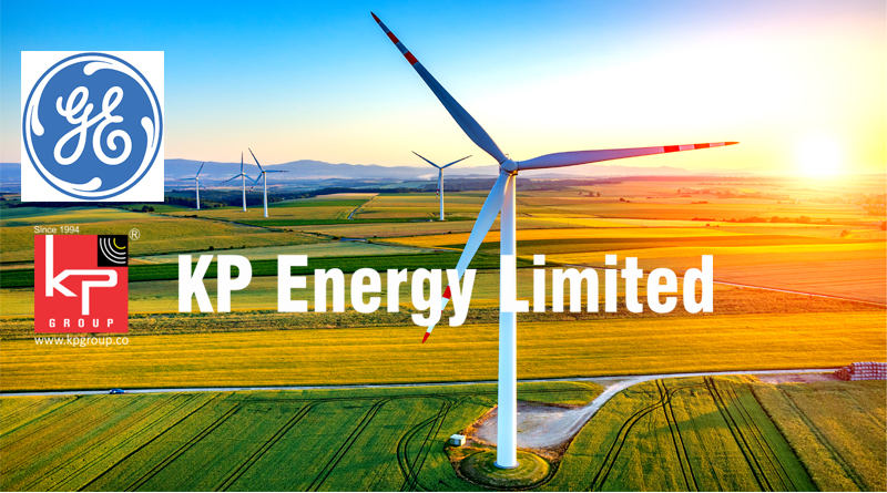 KP Energy and GE India to develop 300 MW Wind Project in Gujarat