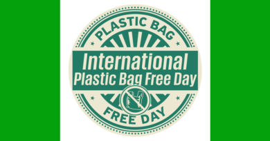 International Plastic Bag Free Day Logo