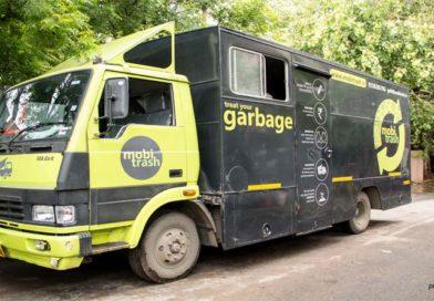 Mobi Trash Truck