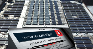 Rooftop Solar Tariff