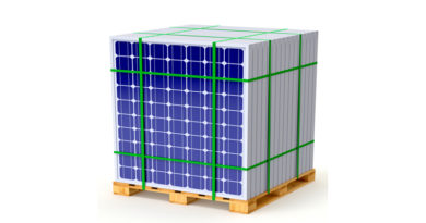 Packaged Solar Panels
