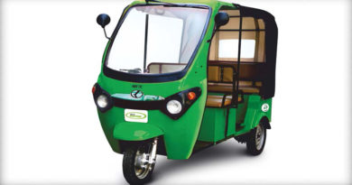 Electric Auto Ricshaw