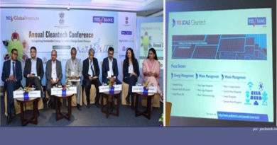 Yes Bank Annual Cleantech Conference