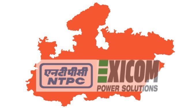 NTPC EXICOM Power Solutions in Madhya Pradesh