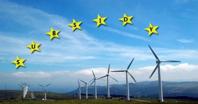 Subsidy Windmills