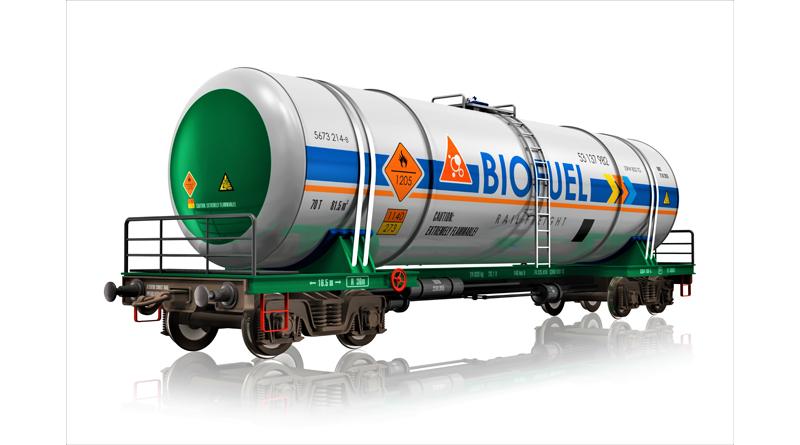 BioFuel Transport truck