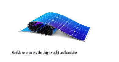 Flexible Solar Panel Strip