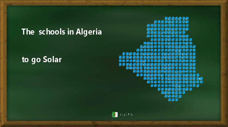 Looming Economic Crisis can't stop Algerian schools opting for