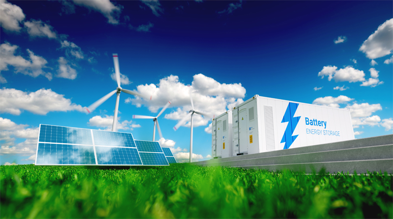 Solar and Wind Hybrid
