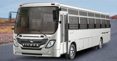Eicher Zero Emission Bus