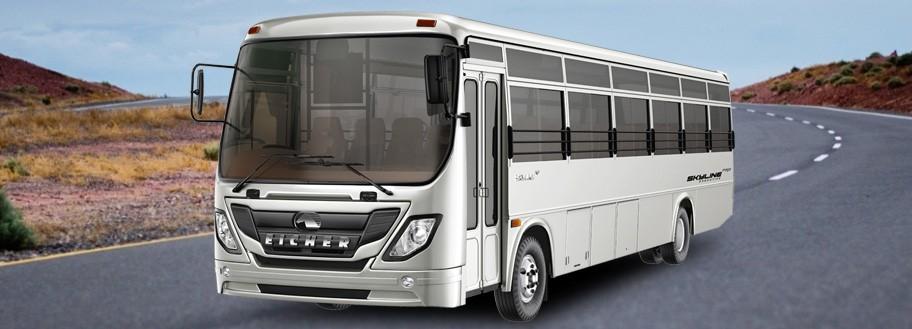 Eicher Zero Emission Bus