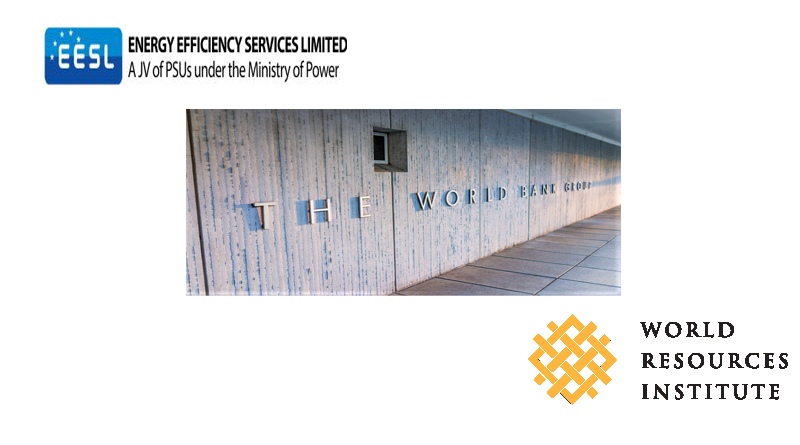WRI and EESL with the World Bank