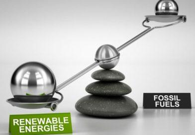 Fossil Fuels Vs Renewable Energy