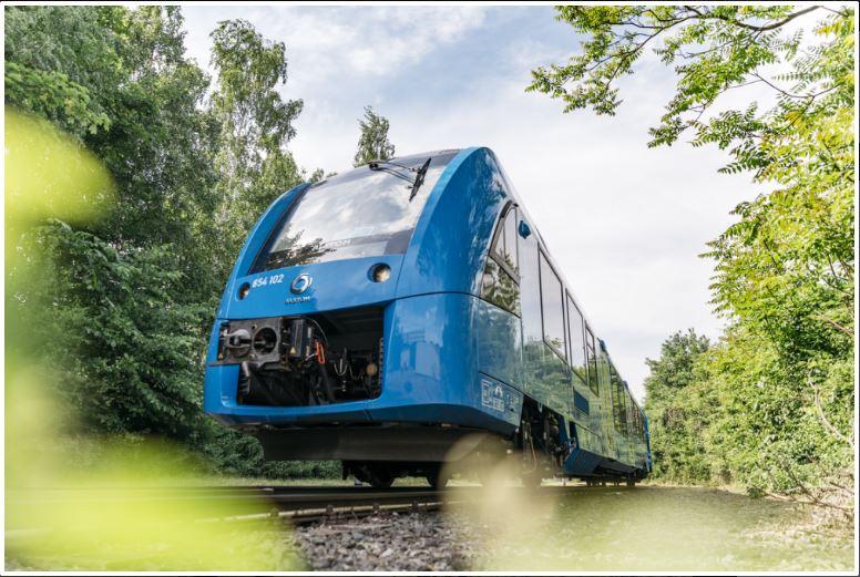 Handrail Train